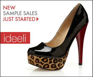 My 4 inch heels!